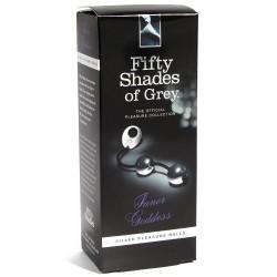 Fifty Shades Of Grey Silver Balls