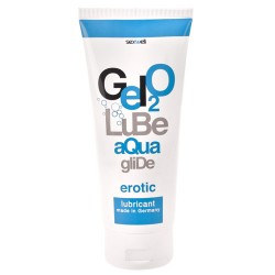 Gel2O Lube Aqua Erotic 200ml.