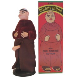 The MERRY MONK