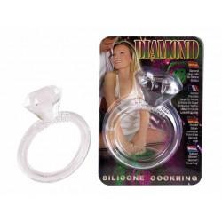 Diamond Penis Ring